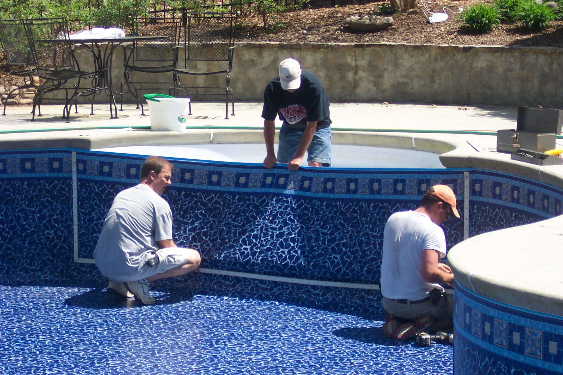 Installations Bella Pools Queens Pool Service Brooklyn Pool